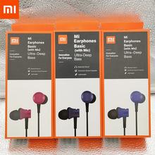 Xiaomi Piston 3 Oortelefoon Mi Verse 3 5Mm In-Ear Oortelefoon Met Microfoon Voor Mi Note 10 CC9 X2 f2 Pro Redmi 8A 9C Note 8 8T 9 Pro Max 9S cheap Zuiger oortelefoon jeugd versie NONE Dynamische Cn (Oorsprong) Bedraad 122dB Geen 1 2m voor internet bar hoofdtelefoon monitor