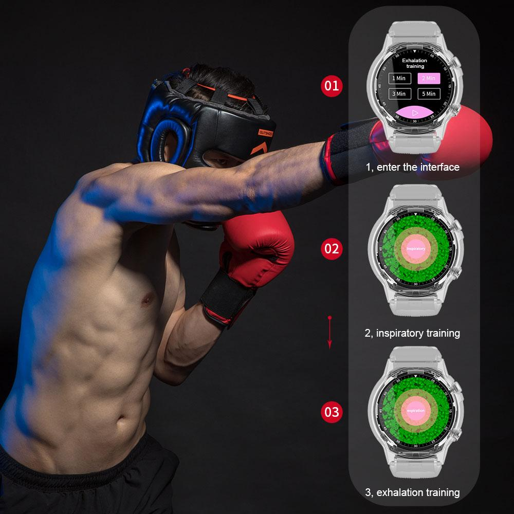 He4fab3651ad147da902af0a62f885429E 2020 Built-in GPS Smart Watch GSM bluetooth Call Phone Air Pressure Heart Rate Blood Pressure Weather Monitor Sport Smartwatch