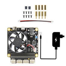Raspberry Pi 4 Model B Fan X735 Power Output 40pin for Raspberry Pi 4B 3B plus 3B