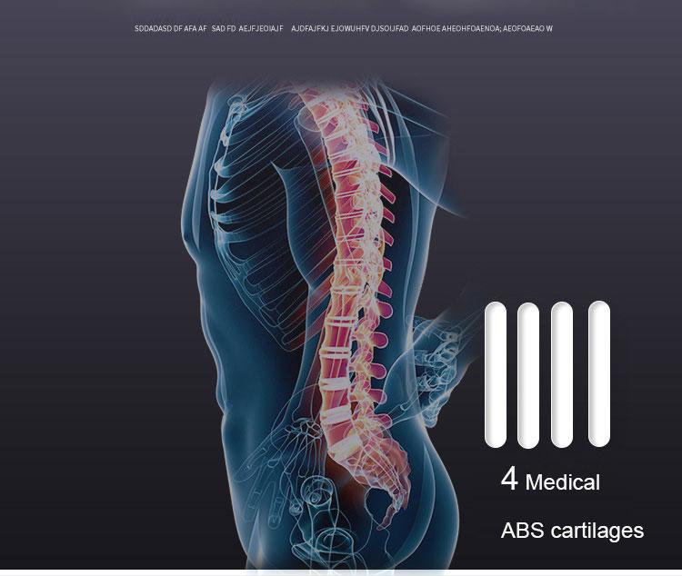 Ортопедический пояс для облегчения боли в пояснице Корректор