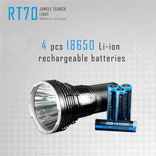 IMALENT RT70 KIT XHP70.2 5500LM 903m Long-rang 8 Modes USB Magnetic Charging LED