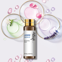 HIQILI Vanilla Essential Oils 10ML Diffuser Aroma Oil Sandalwood Peppermint Lavender Patchouli Ylang Ylang Rose Lemon Oil