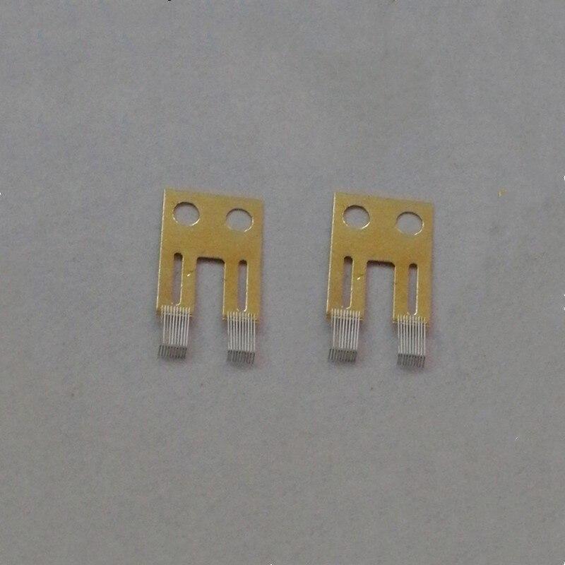 2 Pcs For BMW E65 E66 7 Series Steering Column Switch Angle Sensor Contact Brush Repair Kit