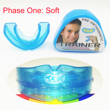1pc T4K Children Dental Tooth Orthodontic Appliance Trainer Kids Alignment Braces Mouthpieces for Teeth Straight Whitening
