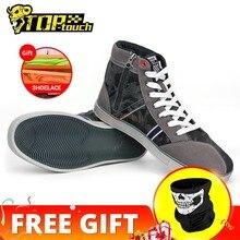 Botas de montar Para motocicleta Para hombre, Botas de protección de zapato Para motocicleta, Motocross