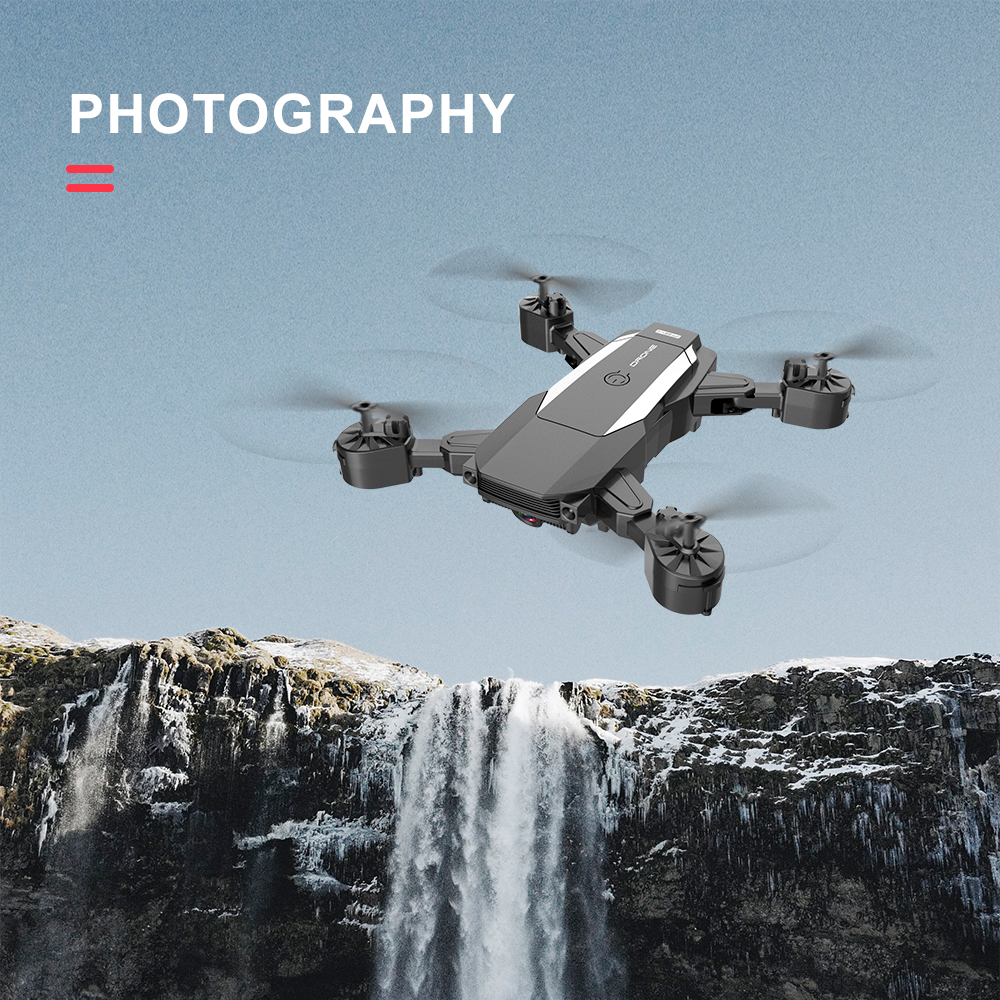 Nova f84 quadcopter sem fio rc zangão