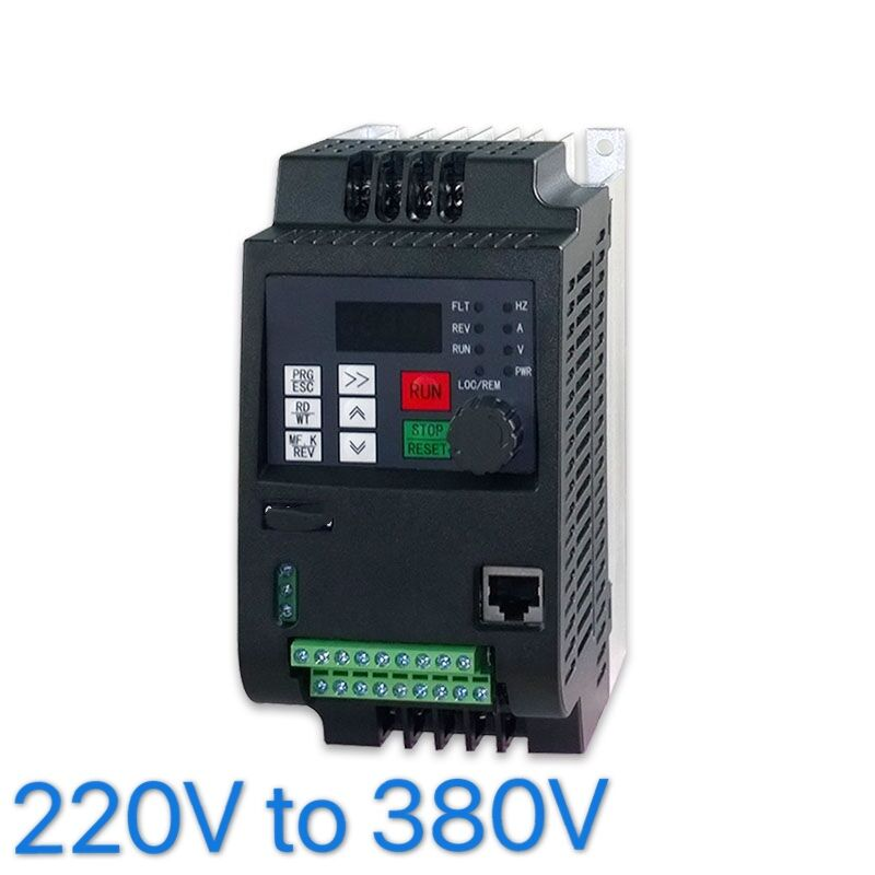 VFD Inverters 0.75KW Input Voltage 220V Output 380V VARIABLE FREQUENCY DRIVE FREE SHIPPING