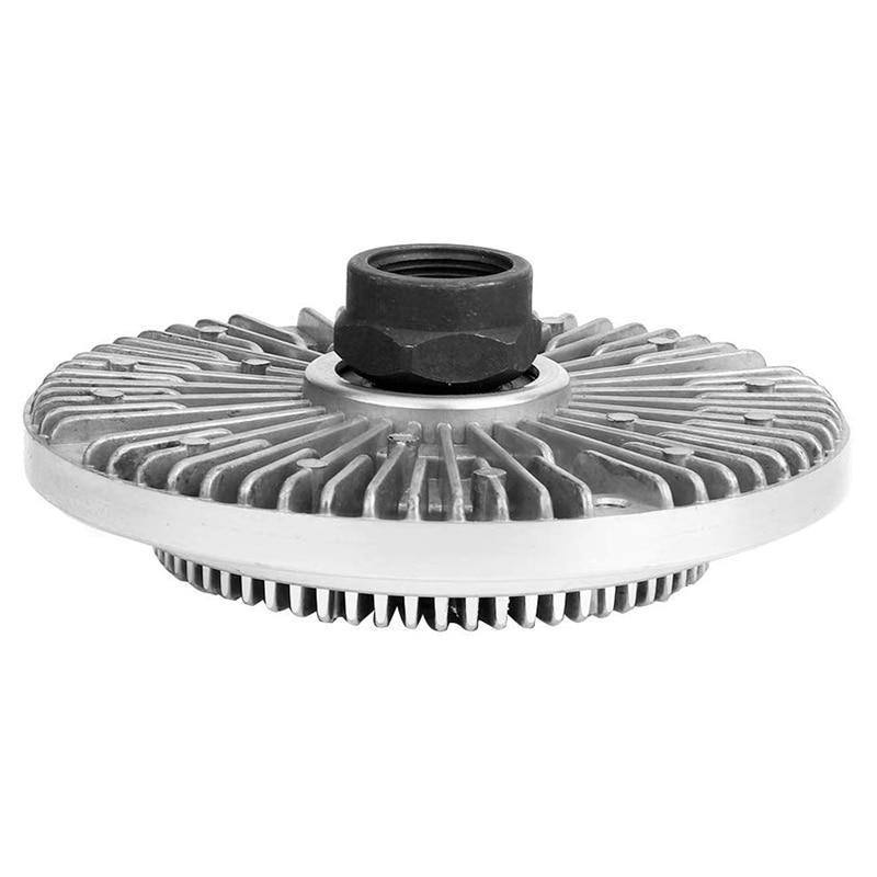 Radyatör soğutma fanı debriyaj 11521740962 BMW için E24 E28 E30 E34 E36