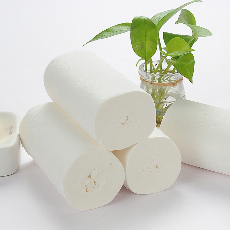 12 Pack 4Ply Paper Towels Tissue Home Bath Paper Bath Toilet Roll Paper Toilet Paper White Toilet Paper Toilet Roll Tissue Roll
