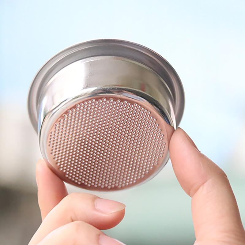 58 мм 7 г 14 г 20 г фильтр из нержавеющей стали корзина высокого давления Breville Delonghi Krups кофе машина пористая капельница чашка