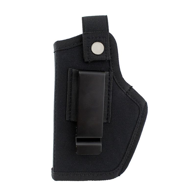 IWB OWB Concealed Carry Holster Belt Metal Clip For Right And Left Hand Draw Airsoft Bag For All Sizes Handguns
