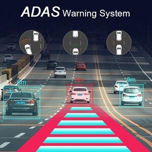 Image 3 - Автомобильный видеорегистратор, 4G, GPS навигация, 12 дюймов, ADAS, видеорегистратор, Android, FHD, видеорегистратор, зеркало заднего вида, ночное видение, для автомобиля, видео