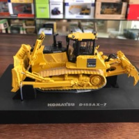 1/50 Komatsu D155AX 8 Alloy Simulation Bulldozer Model Metal Engineering vehicle Car Toy