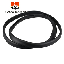 63V 42615 Rubber Seal For Yamaha 2 stroke Outboard Motor Parts 9.9HP 15HP 63V Top Cowling using UV anti aging 63V 42615 00