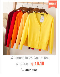 Queechalle 28 Colors knitted cardigans spring autumn cardigan women casual long sleeve tops V neck solid women sweater coat 18