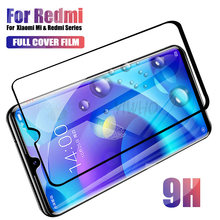 For Xiaomi Redmi Note 7 Tempered Glass On For Xiaomi Redmi 5 Plus 6 Pro 5a 6a Screen Protector Xaiomi Xioami HD Protective Safet(China)