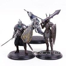 Sıcak oyun karanlık ruhlar siyah şövalye/Faraam şövalye/Artorias en Abysswalker/gelişmiş şövalye savaşçı PVC heykeli şekil oyuncak