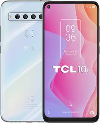 TCL T770H 10L 6,53 дюймFHD + 6GB/256GB 16MP/48MP ARCTIC WHITE
