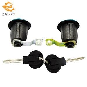 Image 4 - 9170G3 252522 cylindre de serrure de porte gauche droite avec 2 clés pour citroën BERLINGO XSARA PICASSO PEUGEOT PARTNER