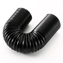 Air Intake Pipe Inlet Hose Tube Car Air Filter Intake Cold Car Engine Flexible Air hose Air Ducting Feed Hose Pipe Accessories car air filter 76mm 3 inch high flow car cold air intake filter aluminum non woven fabric rustproof air intake hose universal