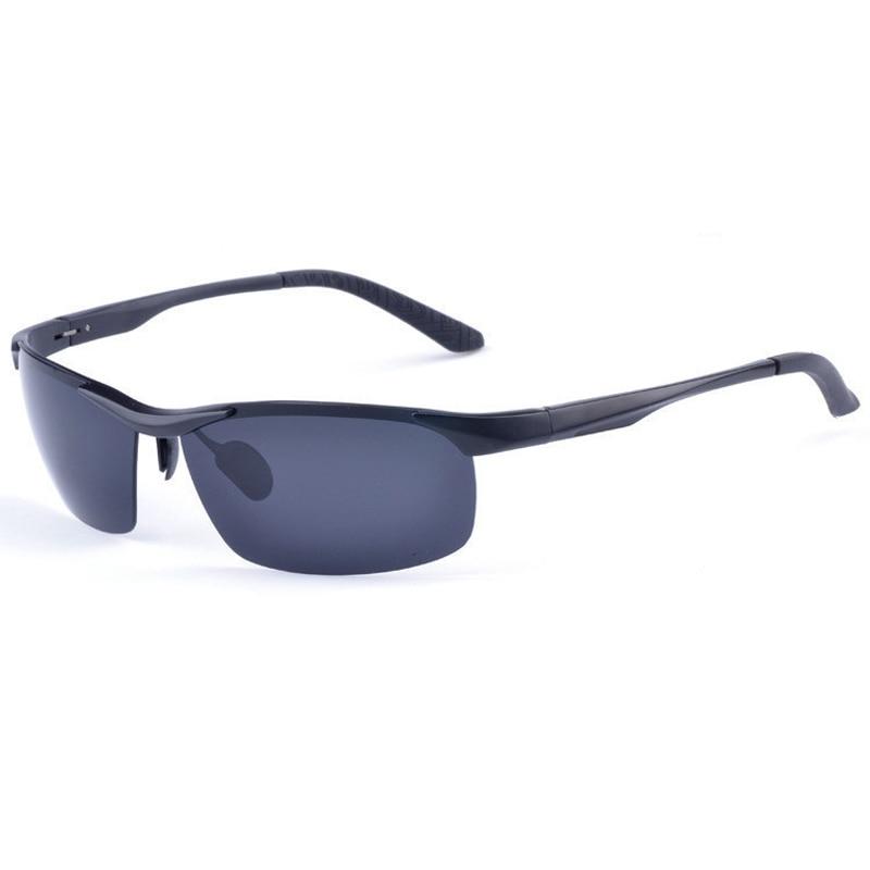 Mavllos Mens Fishing Sunglasses Aluminum Magnesium Sun Glasses Fishing Outdoors Sports Eyewear For Men