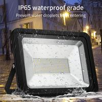 2 stücke LED Flutlicht SMD Outdoor Lampe 200W AC220V IP65 Wasserdicht Warmweiß Wand Lampe Flutlicht Warm Weiß