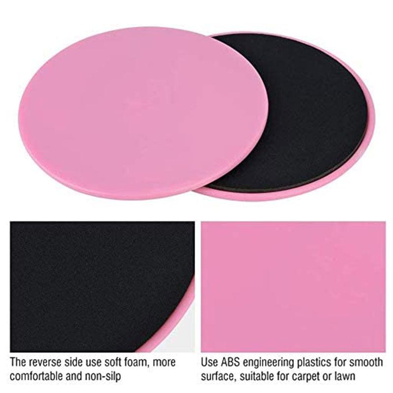 Exercise Sliding Gliding Discs Fitness Sliding Plate