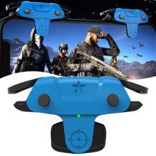 נייד משחק המטרה כפתורי Gamepad עבור PUBG נייד משחק 1s לירות 26 פעמים בקר ג ויסטיק כפתור Shooter הדק עבור אנדרואיד