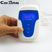 Rhinitis Allergy Reliever Low Frequency Pulse Laser Allergic Rhinitis Sinusitis Relief Anti-snore Nose Massager Therapy Device все цены