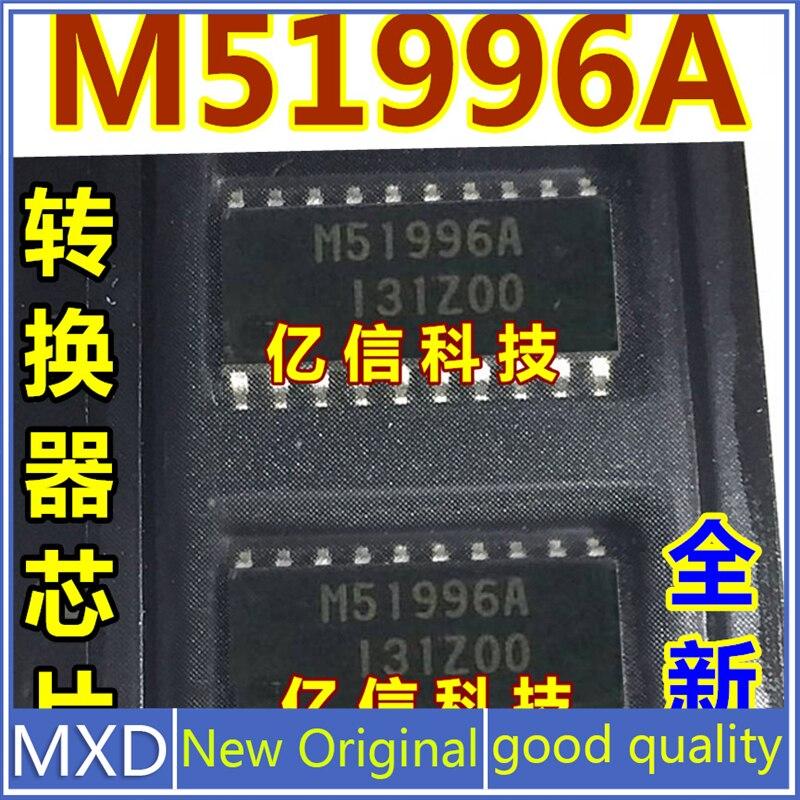 5 шт./лот новый оригинальный M51996AFP M51996FP M51996 чип преобразователя интегральная микросхема SOP хорошее качество
