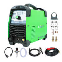 Reboot Plasma Cutter Welder 50 A Dual Voltage 110/220V Cut50D Portable Welding Machine Intelligent Digital Display Cutting Tools