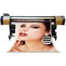 Imprimante couleur en vinyle, traceur, 10 pieds, grand Format, impression de panneaux d'affichage, Machine d'impression numérique Flex autocollant