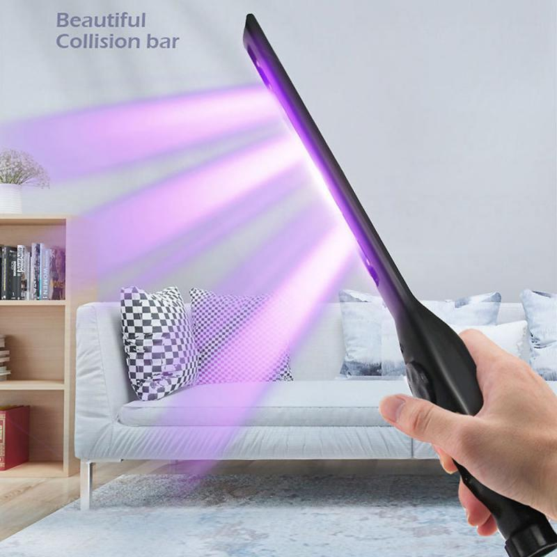 Portable UV Disinfection Lamp Uvc Led Strip Sterilizer UV Wand Sanitizer Disinfection Germicidal Stick For Cell Phone Kill Virus