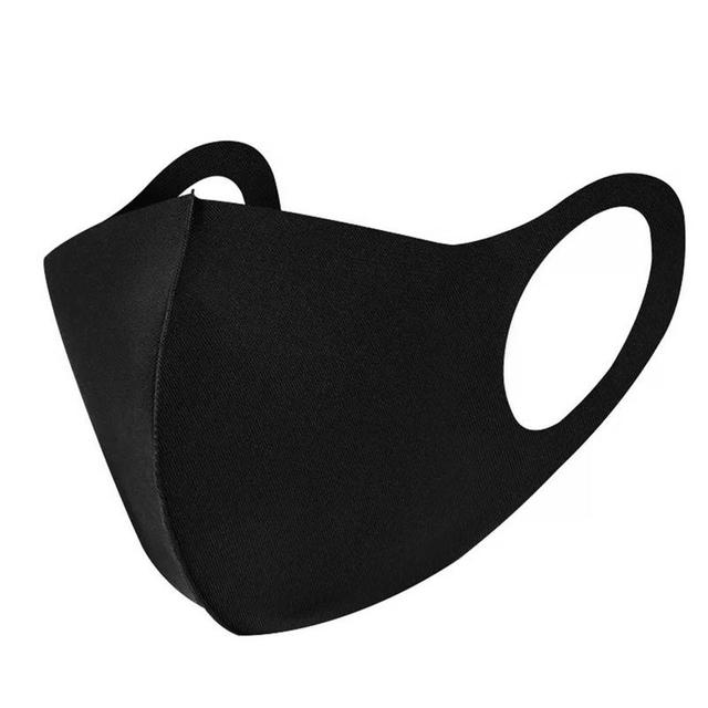 1pc Reusable Ice cotton Masks Mouth Mask Cotton Blend Anti Dust And Nose Protection Face Mouth Mask Fashion For Man Woman 1