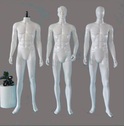 Модель костюма, искусственный человеческое тело, все тело, без головы, абстрактный манекен, мужская модель