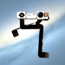 FIXBULL Original Front Facing Camera Proximity Light Sensor Flex Cable with earpiece speaker For iPhone X XR XS 6S 7 8 Plus 11