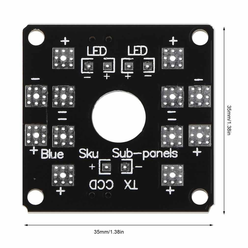 Yks Cc3D Esc batería de alimentación Tarjeta de conexión Hub de distribución Hub para Multi-Rotor Multi-Copter Quadcopter