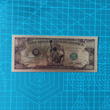 10pcs/set Gold Banknotes Statue of Liberty 1 Million Dollar Bill Antique 24k Gold Plated Note USA Souvenir Home Collection liberty home кофейный столик duval gold