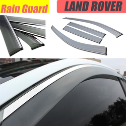 Para Land Rover/Hse Luxury/Evoque/Range Rover Hse/freelance 2/protector de lluvia/protector de humo Ventana de lluvia viento Visor 2010-2016