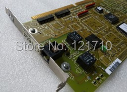 Industrial board ASCEND BRI PC BOARD 600124-01 6210-0121-001 1000-0121-001