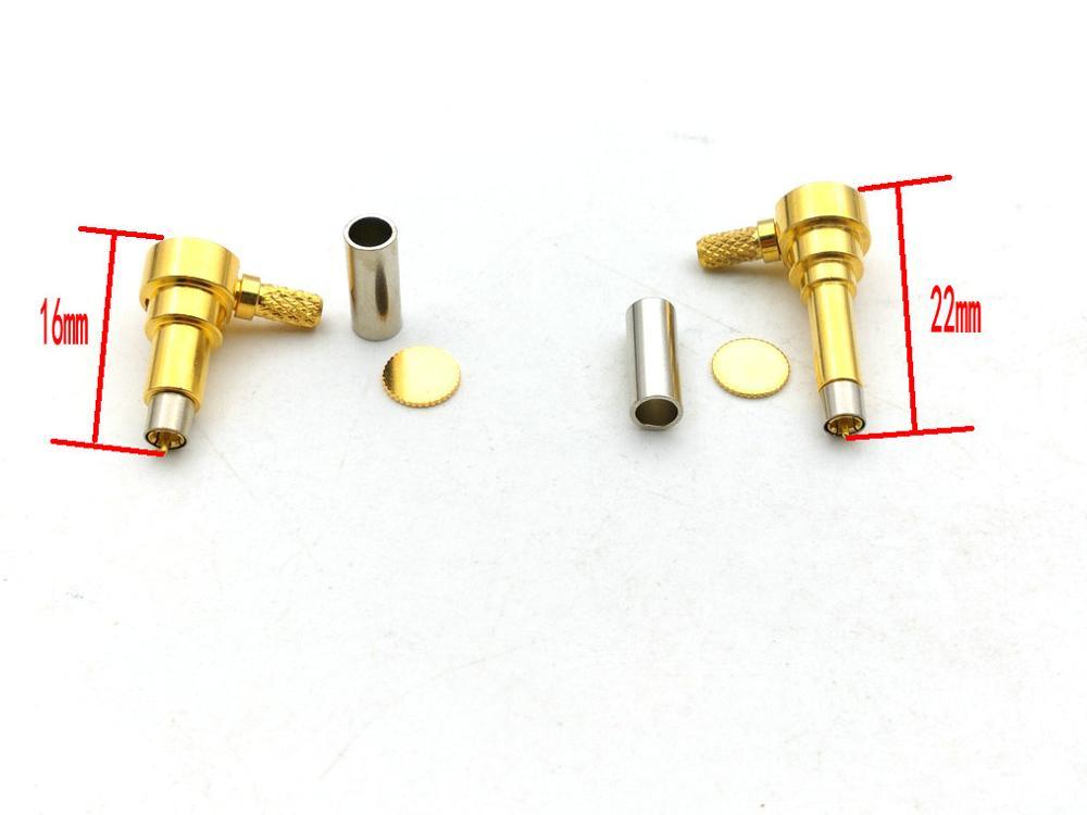 MS156 Stecker Stecker Auf SMA Weiblichen Test Sonde RG178 RG316 Kabel 15cm/30cm