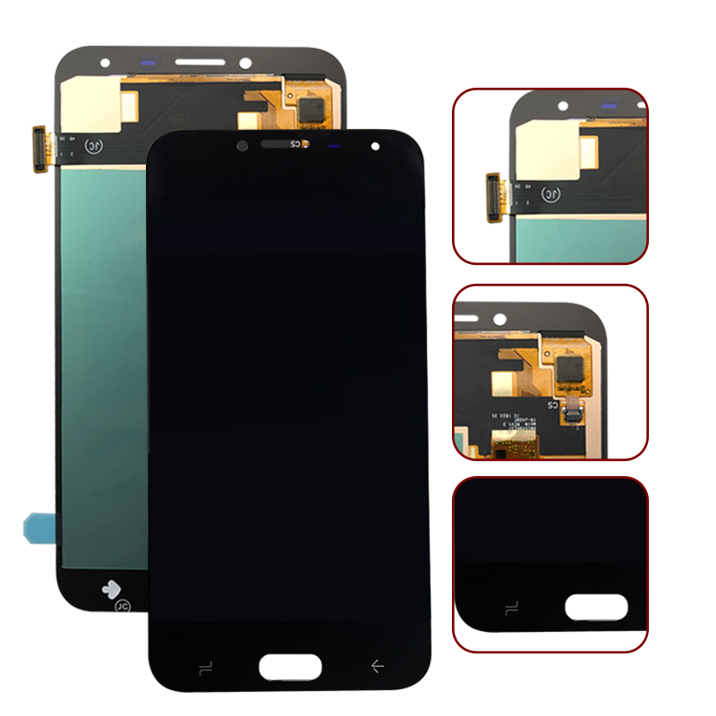 AMOLED-LCD-For-Samsung-Galaxy-J4-J400-J400F-J400G-DS-SM-J400F-LCD-Display-Monitor-Panel