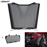Motorcycle Accessories Radiator Guard Bumper Protector Grille Grill Cover For BMW S1000RR S 1000 RR S1000 RR S1000R HP4 2019+