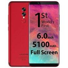 UMIDIGI S2 4G Phablet Android 6.0 6.0 cala Helio P20 Octa Core 2.3GHz 4GB RAM 64GB ROM 13.0MP + 5.0MP podwójne tylne kamery type-c