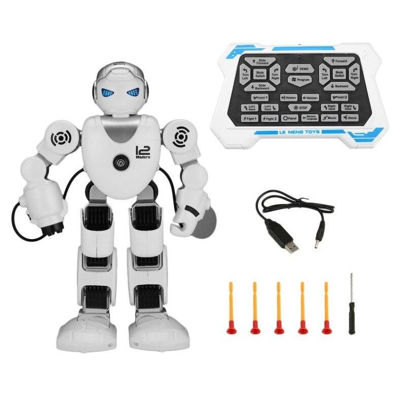 Robot Alpha K1 Smart Programming Robots humanizados juguetes de demostración de baile de juguete para niños de juguete de Robot de Rc de baile de juguete - 2