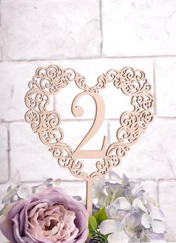 Table numbers. Rustic Table Numbers. wooden table numbers. wood table numbers фото