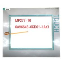 MP277 10 6AV6643 0CD01 1AX1 Touch szybka panelu ekranu + folia ochronna do SIMATIC Panel 6AV6643 0CD01 1AX1 naprawa, szybka wysyłka