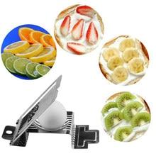 Aço inoxidável cortador de ovo multifuncional frutas slicer cozinha suprimentos para ovos salgados cogumelo tomate cortador para cozinha em casa