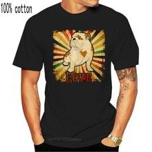 100% хлопковые летние футболки с круглым вырезом для девочек уличная английская футболка с бульдогом в винтажном английском бульдог Ретро мя...