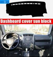 Car dashboard cover dash mat pad carpet for suzuki jimny 1998